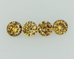 0.30cts , Round Brilliant Cut Diamonds