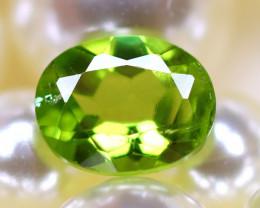 Peridot 2.10Ct Natural Pakistan Himalayan Green Peridot D2805/A10