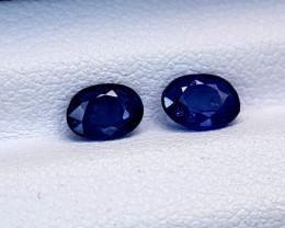 1.12CT BLUE SAPPHIRE HEAT BE BEST QUALITY GEMSTONE IIGC93