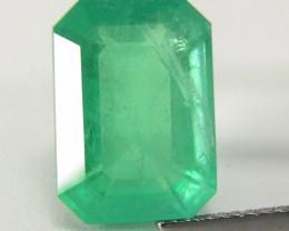 7.85Cts Genuine Amazing Ethiopian Emerald  Loose Gemstone REF VIDEO