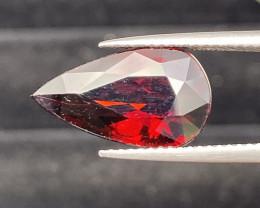 Natural Rhodolite 7.40 cts Sparkling Gemstone