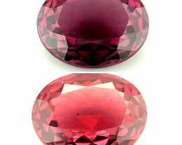 ~NR~1.88(ct)Garnet Color Change from Pinkish-Dee Red@Tanzania