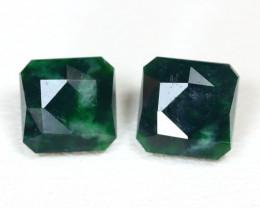 Maw Sit Sit 2.86Ct Master Cut Natural Burmese Jadeite Jade B2403