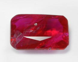 Pigeon Blood Ruby 0.52 Cts Very Rare Red Color Natural Gemstone