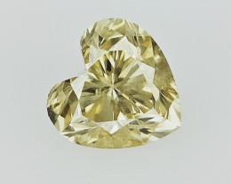 0.27cts , Fancy Colored Diamond ,Fancy shape Diamond