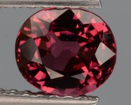 Natural Rhodolite Garnet  1.11 Cts, Top Luster