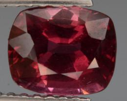 Natural Rhodolite Garnet  1.73  Cts, Top Luster