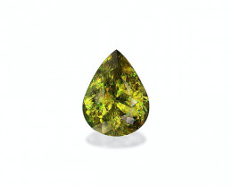 4.17 Cts Natural Lime Green Sphene Zimbabwe
