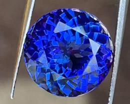 Tanzanite 3.21 carats Fair market value $2100.