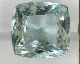 31.98 CT Aquamarine Gemstones from Pakistan