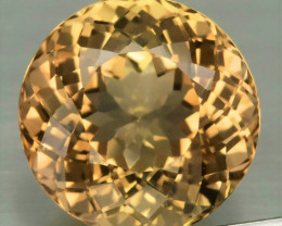 12.67  ct. 100% Natural Earth Mined  Yellow  Topaz  Brazil