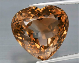 21.65 ct. Top Quality 100% Natural  Yellow  Topaz Brazil