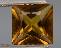 1.37 Cts, Natural Heliodor Top Color Gemstone.