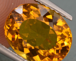 2.44 Cts, Natural Heliodor Top Color Gemstone.