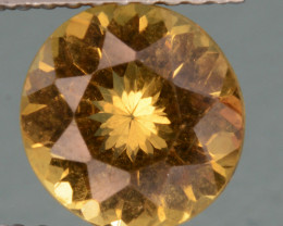 1.50 Cts, Natural Heliodor Top Color Gemstone.