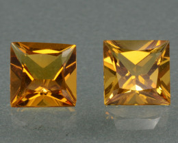 2.74 Cts, Natural Heliodor Top Color Gemstone.