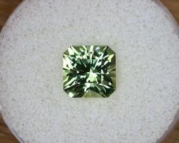 4,18ct Mint green Tourmaline - Master cut!