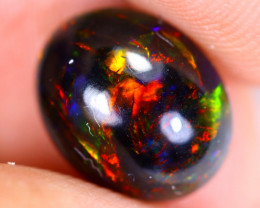1.81cts Natural Ethiopian Welo Smoked Opal / MA2043