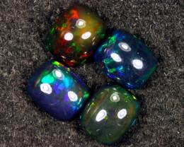 14.07cts Natural Ethiopian Welo Smoked Opal LOTS / MA2054