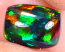 1.38cts Natural Ethiopian Welo Smoked Opal / MA2080