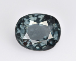 Burma Spinel 2.56 Cts Unheated Grey Color Natural Gemstone