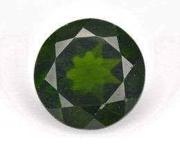 Chrome Diopside 1.71 Cts Natural Green Color Gemstone