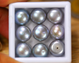 71.94Ct Natural Fresh Water Pearl Cultured Drill Lot P429