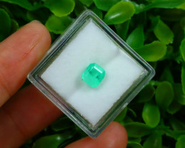 Muzo 1.17Ct Natural Colombian Green Color Muzo Emerald A2513