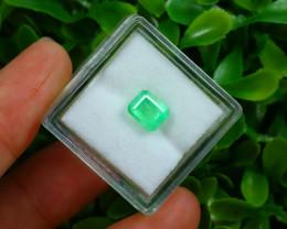 Muzo 1.20Ct Natural Colombian Green Color Muzo Emerald A2515