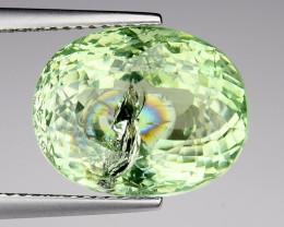 12.03Ct Paraiba Tourmaline Copper Faceted Gemstone PRB1