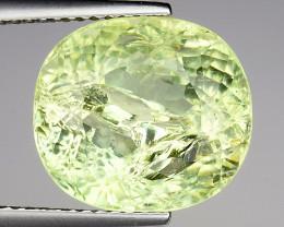 9.78 Ct Aig Cert Tourmaline Copper Faceted Gemstone