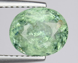 2.25Ct Paraiba Tourmaline Copper Faceted Gemstone PRB7