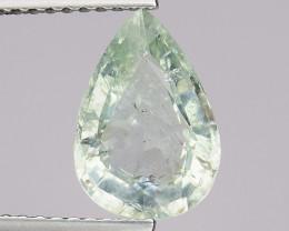 1.95Ct Paraiba Tourmaline Copper Faceted Gemstone PRB8