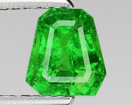 0.96Ct Tsavorite Garnet Sparkling Luster Gemstone TS1