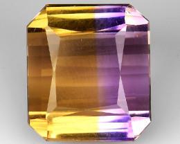 10.86Ct Bolivian Ametrine  Top Quality Gemstone AMT 17
