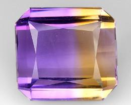 10.28Ct Bolivian Ametrine  Top Quality Gemstone AMT 19