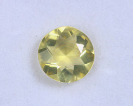 1.39cts Natural Clean Yellow Fire Opal / MA2092