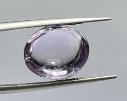 7.6Cts Lovely Natural color Amethyst Cabochons set 7.6 Cts -Africa
