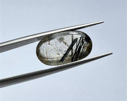 5.20Cts Natural Rutile Quartz Cabochons good for jewelry 5.20Cts-P