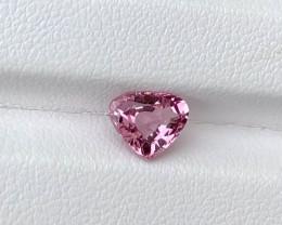 Top Tajik Pink Spinel 1.21 CTs Gem