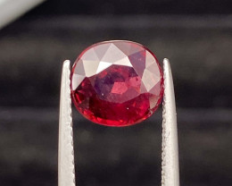 Natural Rhodolite 3.20 cts Sparkling Gemstone