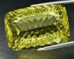 35.94  ct Top Quality Natural Earth Mined Yellow Lemon Quartz