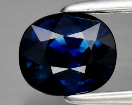 1.08 ct Natural Earth Mined  Blue Sapphire Australia