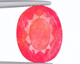 7.38 Carat World Rare Pezzottaite Top Color Cut Gemstone