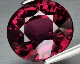 Very Clean! 5.16 ct Natural Earth Mined Unheated Purplish Pink Rhodolite Ga