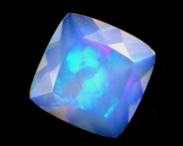 2.29cts Natural Ethiopian Welo Faceted Opal / KLV1357