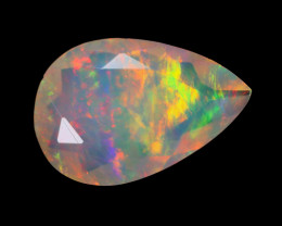 2.51cts Natural Ethiopian Welo Faceted Opal / KLV1367