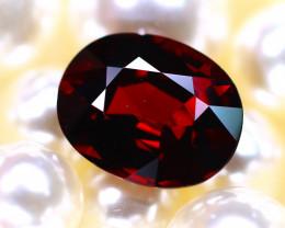 Almandine 6.54Ct Natural Vivid Blood Red Almandine Garnet  D3001/B29