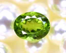 Peridot 3.18Ct Natural Pakistan Himalayan Green Peridot  D3004/A10
