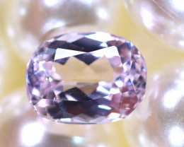 Pink Kunzite 2.38Ct Natural Pakistan Purplish Pink Kunzite D3007/B37